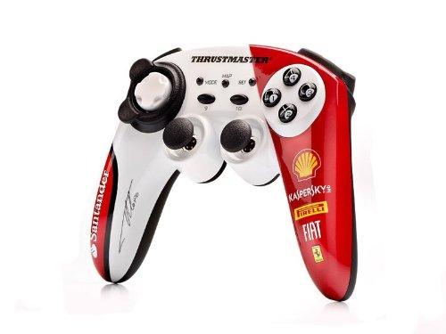 Thrustmaster F1 Wireless Gamepad Ferrari 150th Italia Alonso Edition - Volante/Mando (Gamepad,...