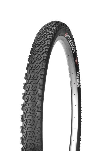 Hutchinson PV523650 - Cubierta 26X2.10 As Cobra Tubeless Ready Red