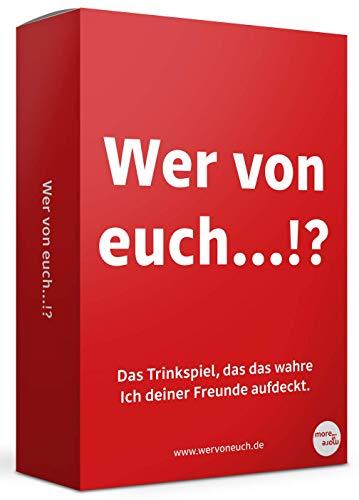 more is more -  Wer von euch...! ®