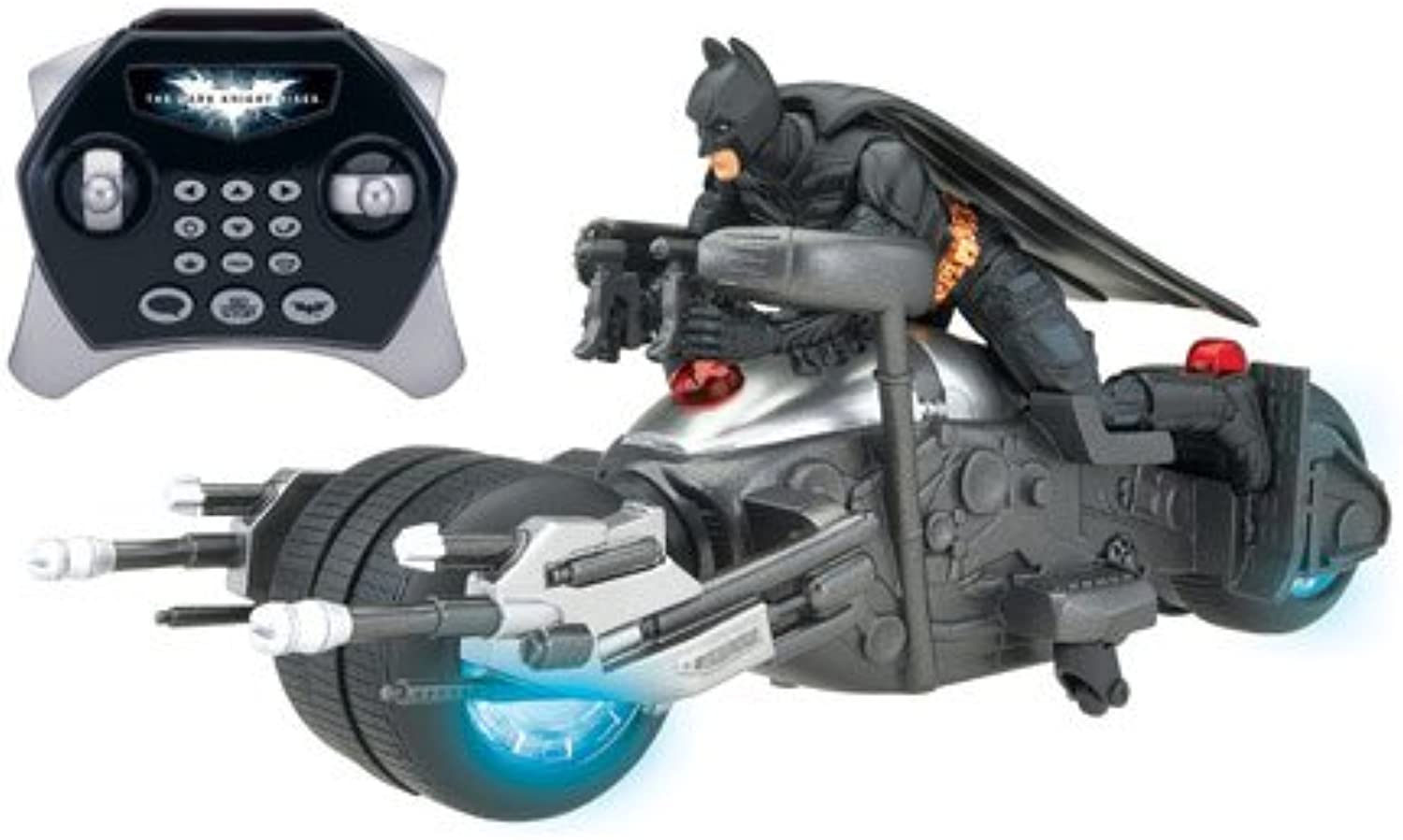 Batman The Dark Knight Rises U-Command Bat-Pod - Action Figure