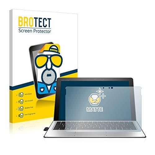 BROTECT Entspiegelungs-Schutzfolie kompatibel mit HP Elite x2 1012 G2 Bildschirmschutz-Folie Matt, Anti-Reflex, Anti-Fingerprint