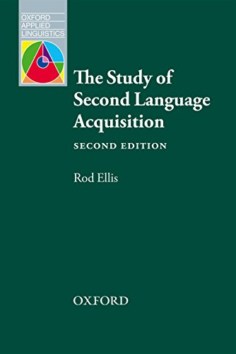 Compare Textbook Prices for The Study of Second Language Acquisition 2 Edition ISBN 9780194422574 by Ellis, Rod