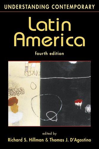 Understanding Contemporary Latin America (Understanding:...