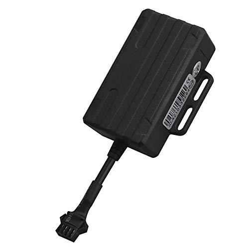 Sonline Rastreador GPS para AutomóVil Rastreo de VehíCulos Localizador GPS GPS LBS LocalizacióN Rastreo en Tiempo Real Negro