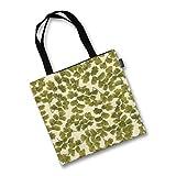 McAlister Textiles - Bolso de Mano y Bandolera, Color Verde