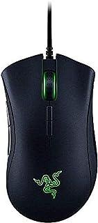 Razer DeathAdder Elite - Ratón Gaming (retroiluminación RGB, Sensor óptico de 16000 dpi, Esports) Color Negro