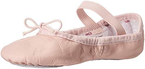 Bloch Dance Bunnyhop Ballet Slipper Toddler Little Kid Little Kid 4 8 Years Pink 9 B US Little product image