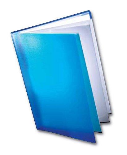Dekko - Cuaderno (tamaño A3, admite hojas de recambio), color azul