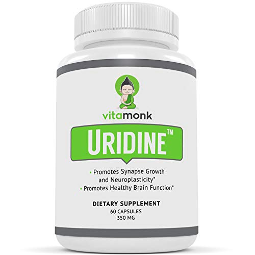 Uridine Monophosphate - No Artificial Fillers by VitaMonk
