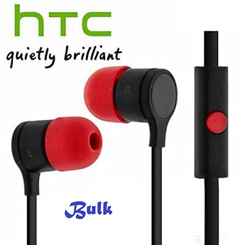 100% original HTC auténtica 39h00014-01M manos libres/auriculares para HTC de mariposa y HTC ONE X + HTC ONE X PLUS HTC BUTTERFLY HTC ONE V HTC ONE S, Bulk, By SuperSocken