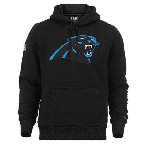 New Era Sweat à Capuche - NFL Carolina Panthers Noir