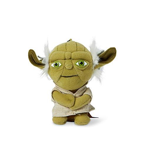 Underground Toys Star Wars Talking Yoda 4' Plush