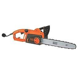 professional Electric chainsaw SCHWARZ + DECKER, 16 inch, 12 A (CS1216)