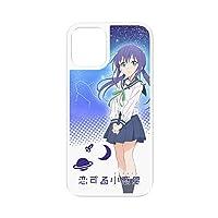 HAKUBA キャラモード iPhone12 mini 専用ケース 恋する小惑星 真中あお 5.4インチ対応 ワイヤレス充電対応 軽量 薄型 iPhoneカバー クリア 安心の日本製