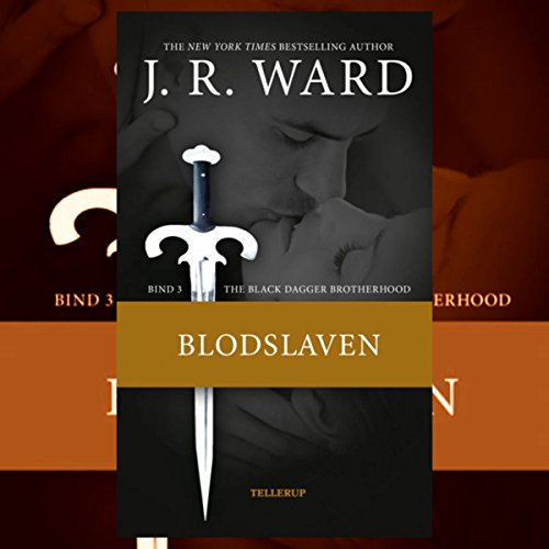 Blodslaven audiobook cover art