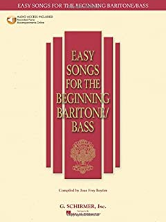 Best songs for bass singers Reviews