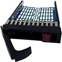 Hard Drive Tray Caddy for HP Proliant ML370 G5 ML370 G6 ML570 G3 ML570 G4 Replacement for HP Compaq 378343-002