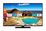 Telefunken XU55E512 140 cm (55 Zoll) Fernseher (4K Ultra HD, HDR 10, Triple Tuner, Smart TV, Prime Video)