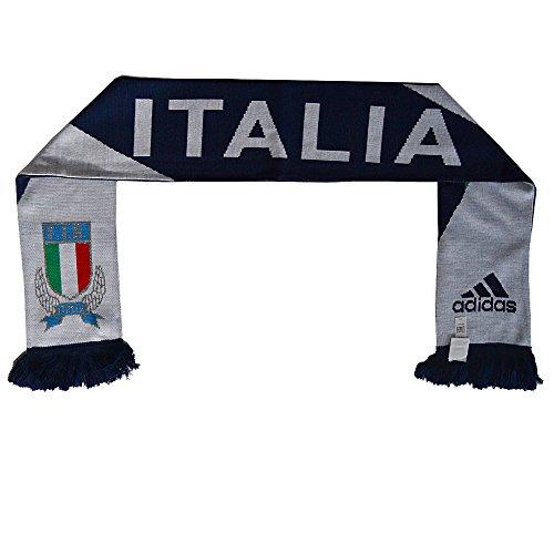 adidas - Echarpe Rugby ITALIA SCARF FIR Bleu F80852