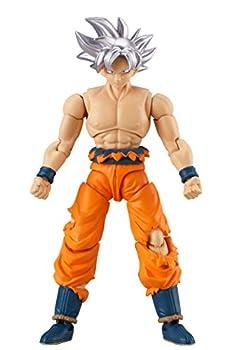 Dragon Ball Super Evolve 5  Action Figure - Goku Ultra Instinct Silver
