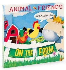 Animal Friends on the Farm (3d Board Books)