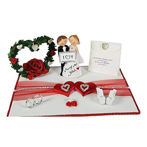 Der-kleine-Dekoladen Geldgeschenk zur Hochzeit Marry Me Yeah Hochzeitsgeschenk Flitterwochen Gelgeschenk
