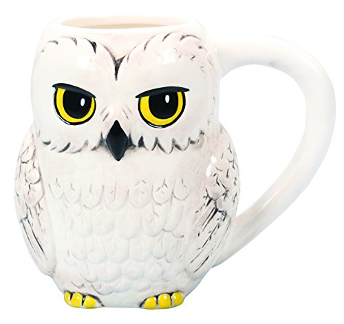 Harry Potter 3D geformte Tasse - Hedwig