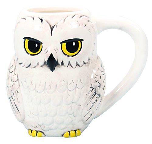 Taza en forma de Harry Potter 3D - Hedwig