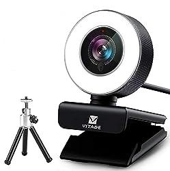 Vitade 960A Pro USB HD PC Web Camera