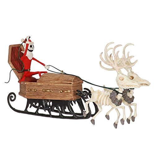 Hallmark Keepsake Ornament 2019 Year Dated Tim Burton's The Nightmare Before Christmas Here Comes Sandy Claws