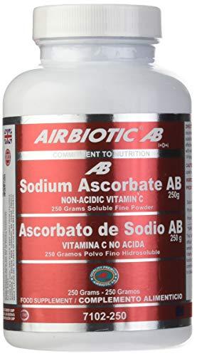Airbiotic AB - Ascorbato de Sodio AB,  250 g