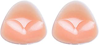 Silicone Bra Inserts V-Shaped Bra Pads Breast Padding Enhancer Push up Molding Push Up Pads for Swimsuits