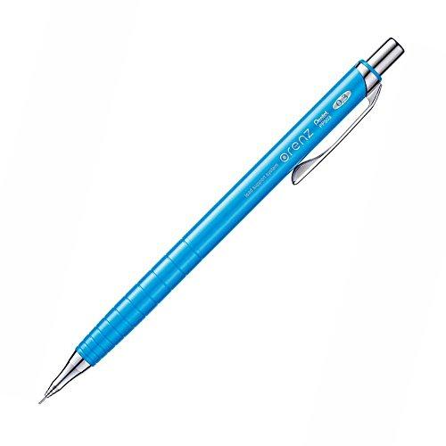 Pentel Mechanical Pencil, Orenz, 0.3mm, Sky Blue (XPP503-S)