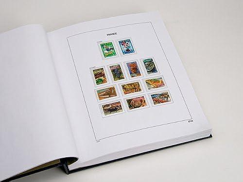 DAVO 53754 Luxus Nachtrag Frankreich Briefürken aus Bl e 2014