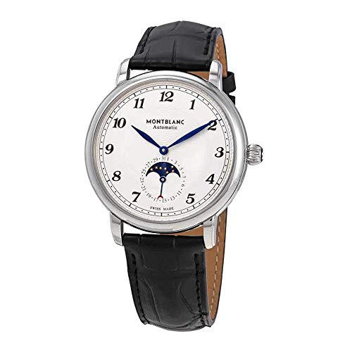 Montblanc Star Legacy Automatic Silver Dial Men's Watch 116508