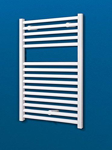 Der Renovierungsprofi 4061164000523 Heizkörper Bad Design 69,5x50 weiß, Alpinweiß, 70 x 50 cm