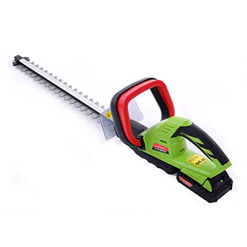 Best Deals! Electric Hedge Trimmer,510mm Blade Length, Electric Hedge Trimmer Household Small Garden...