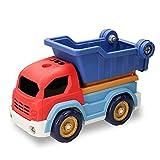 ZIEM Coche Educativo de Juguete DIY Camión Coche Camión volquete Ensamblar Coche Vehículo Juguete Ingeniería Coche Regalo para niños Niños Niñas