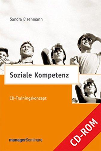 Soziale Kompetenz - CD-Trainingskonzept