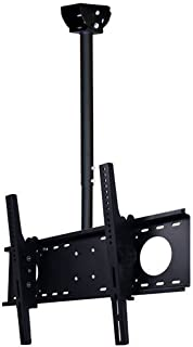 VideoSecu LCD Plasma Flat Panel TV Ceiling Mount Bracket for Most 37-60