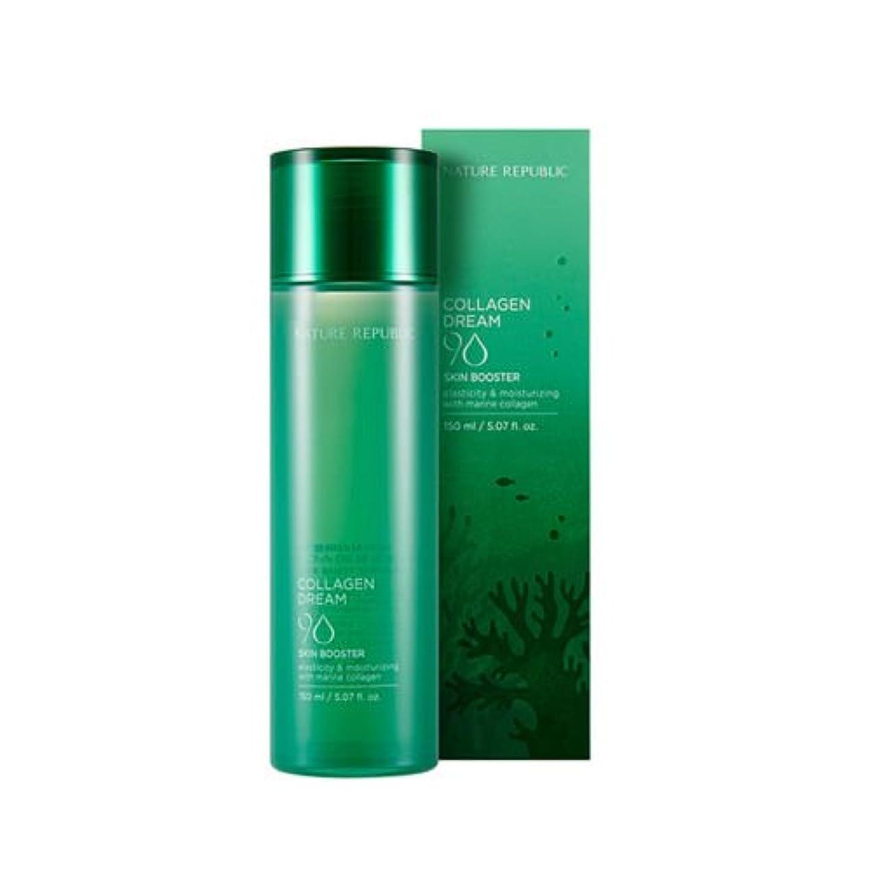 領域ペリスコープ干渉NATURE REPUBLIC(ネイチャーリパブリック) COLLAGEN DREAM 90 Skin Booster コラーゲンドリーム90スキンブースター(化粧水)