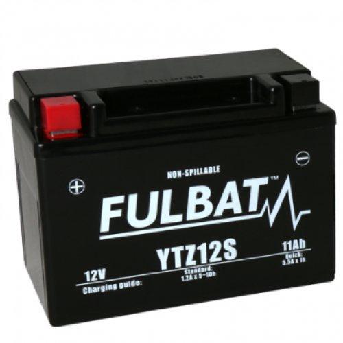 NX - Motorrad Batterie YTZ12S / NTZ12S 12V 11Ah