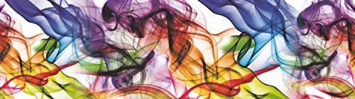 AG Design WB 8201 Wall Border-Autoadesivo, Colorful, 500 x 14 cm
