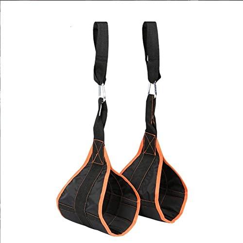 Cinturón voladizo de músculos Abdominales para Entrenamiento físico Correa de suspensión de Barra Horizontal Cinturón de músculos Abdominales fácil de Usar