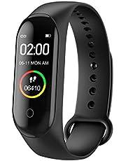 Smartwatch M4 Sport Wrist Watch Waterproof Heart rate Blood Pressure Monitor