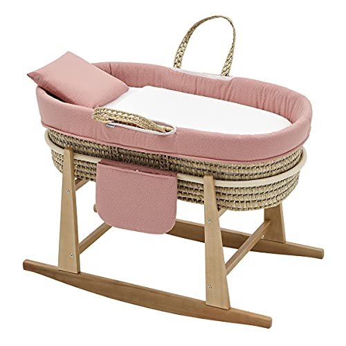 Cambrass 45941 - Cuco con patas, rosa/mota, unisex