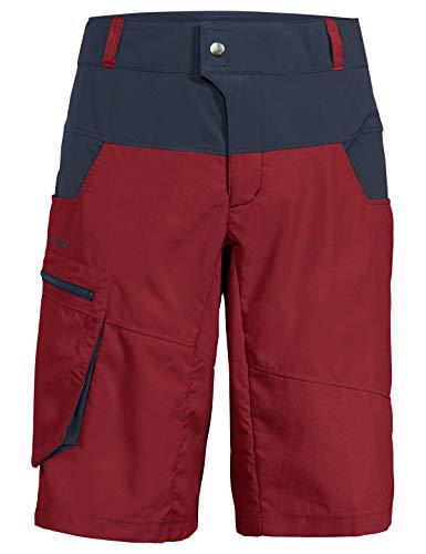 Vaude Herren Hose Men's Qimsa Shorts, Carmine, L, 41932