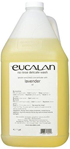 EUCALAN Delicate Wash LJUG Lavender Jug