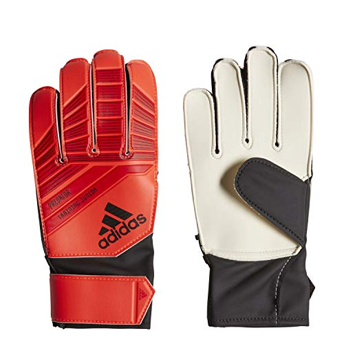 adidas Kinder Predator Torwarthandschuhe, Active Red/Solar Red/Black, 5