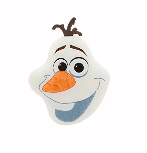 Disney La Reine des Neiges Olaf géant visage–Coussin Frozen Olaf Plush Pillow